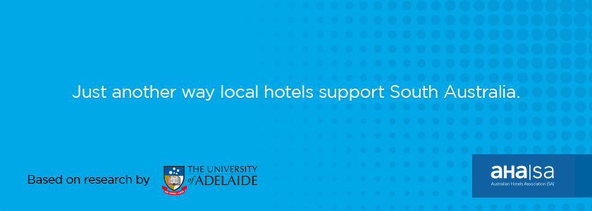 Local Hotels Supporting South Australia