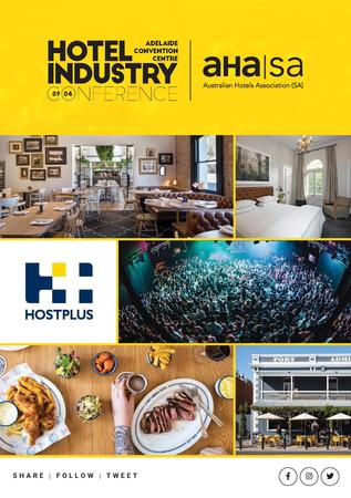 SA HOTEL INDUSTRY CONFERENCE